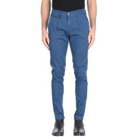 《期間限定 セール開催中》LIU JO MAN メンズ パンツ ブルーグレー 44 コットン 98% / ポリウレタン 2%