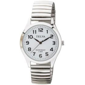 TELVA 伸縮バンドモデル [メンズ腕時計 /電池式] TE-AM149-WTS