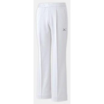 【最安値に挑戦】ミズノスラックス ズボンパンタロン(メンズ)カラー 67PP2301 01:ホワイト