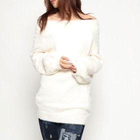 ニット・セーター - GUESS【WOMEN】 [GUESS] MAYA SWEATER