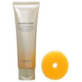 カバーマーク COVERMARK ミネラルウォッシュ 125g (専用泡立てスポンジ付) 洗顔