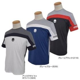 【海外サイズ】ハイドロゲン(HYDROGEN) 2019 SS メンズ テック スカル Tシャツ T00125【2018年12月登録】テニスウェア