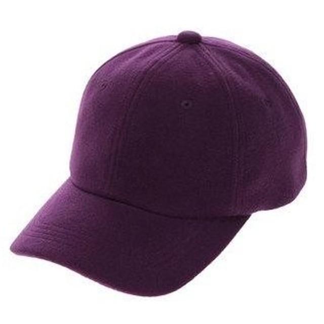 グリーンパークス Green Parks メルトンキャップ (Purple)