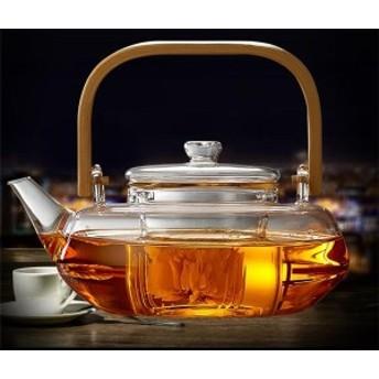 茶器 ガラス クラシック 透明 ティーポット ポット おしゃれ 和食器 急須 きゅうす 湯のみ プレゼント 贈り物 お祝い 茶碗 茶器