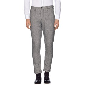 《期間限定セール開催中!》HAMAKI-HO メンズ パンツ ブラック 54 ウール 50% / ポリエステル 30% / コットン 20%
