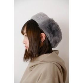 Borboleta de Fudge | バスク&ファーベレー (grey) | 帽子