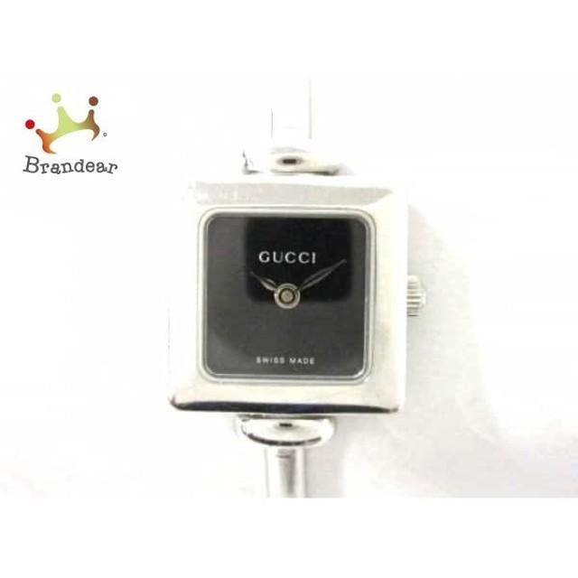 65b9f0fd5cb9 グッチ GUCCI 腕時計 美品 1900L レディース 黒 スペシャル特価 20190410 ...