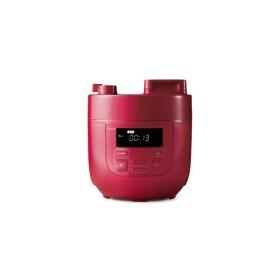 シロカ 電気圧力鍋 レッド siroca SP-D121(R) 返品種別A