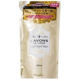 ネイチャーラボ ラボン LAVONS 柔軟剤 詰め替え シャンパンムーンの香り 480ml【単品】