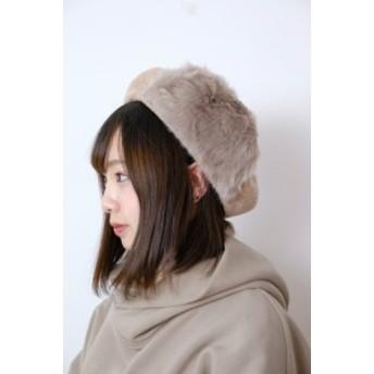 Borboleta de Fudge | バスク&ファーベレー (beige) | 帽子