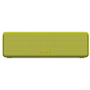 ニー SONY ワイヤレスポータブルスピーカー h.ear go SRS-HG1 Bluetooth/Wi-Fi/ハイレゾ対応 ライムイエロー SRS