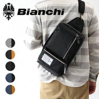 ビアンキ バッグ 4wayボディバッグ Bianchi DUALTEX ショルダーバッグ クラッチバッグ リュック 4way nbtc-49a 正規品