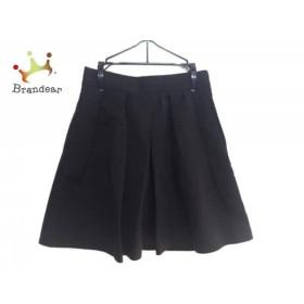 ボディドレッシングデラックス BODY DRESSING Deluxe スカート サイズ36 S レディース 美品 黒               スペシャル特価 20190526【人気】