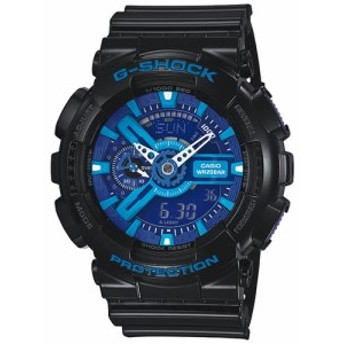 カシオ Gショック CASIO G-SHOCK 腕時計 メンズ 時計 ハイパーカラーズ Hyper Colors アナデジ GA-110HC-1AJF
