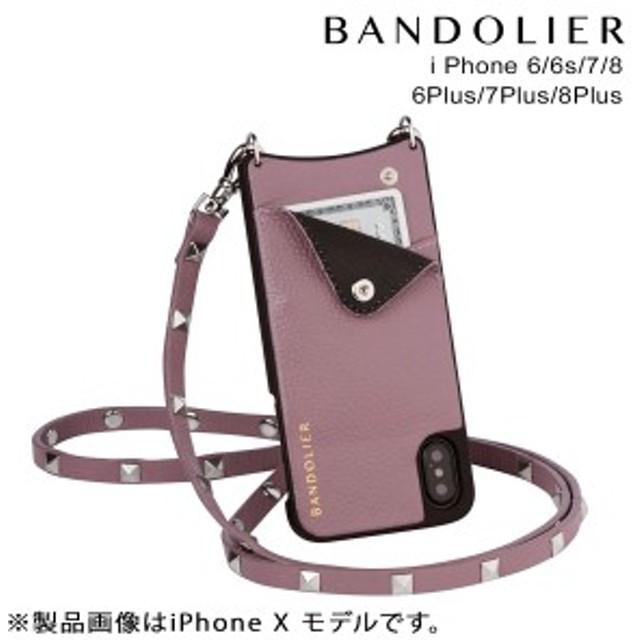 35d1747c37 BANDOLIER バンドリヤー iPhone8 iPhone7 7Plus 6s ケース スマホ アイフォン プラス SARAH IRIS メンズ  レディース
