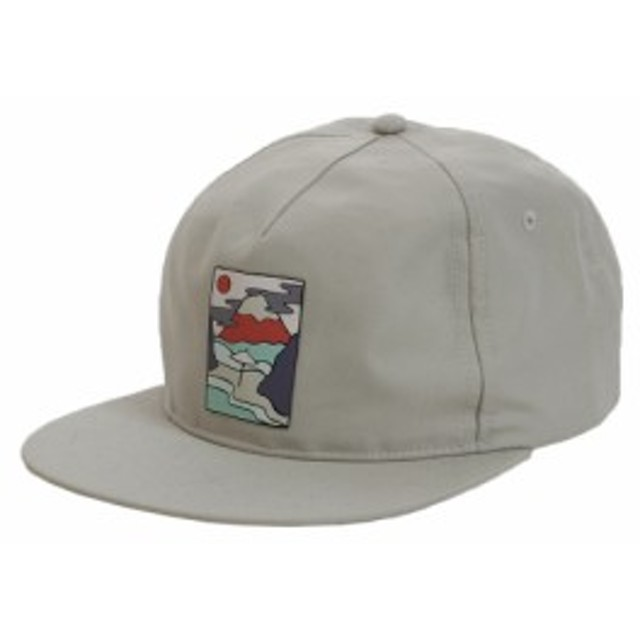 RVCA ISTHMUS STRAP BACK キャップ AI041P91 OFF (Men's)