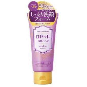 ロゼット洗顔パスタエイジクリアしっとり洗顔フォーム120g