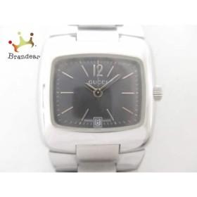 e38c2b4886df グッチ GUCCI 腕時計 8500L レディース 黒 スペシャル特価 20190404
