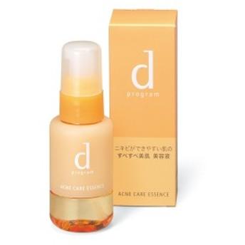 資生堂 美容液 dプログラム 敏感肌用美容液 アクネケア エッセンス びようえき SHISEIDO シセイドウ