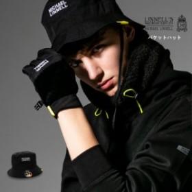 マイケルリンネル MICHAEL LINNELL バケットハット 男女兼用 ハット hat ストリート カジュアル メンズ レディース 帽子