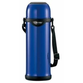 象印 水筒 コップ付きステンレスボトル TUFF SJ-TG10-AA ブルー 1.0L
