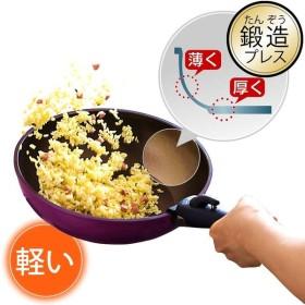 アイリスオーヤマ IH 対応 フライパン 鍋 13点セット ダイヤモンドコートパン 20cm 26cm ブルー 取っ手のとれる セット KI