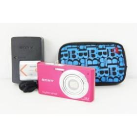 【中古】SONYソニー コンパクトデジタルカメラ Cyber-shotサイバーショット 1410万画素 DSC-W610