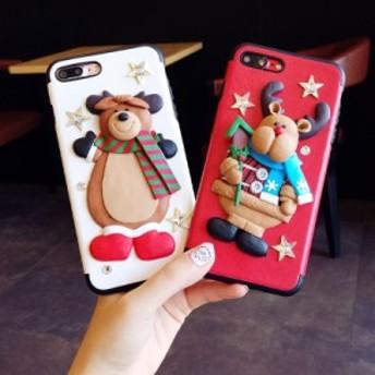 iPhoneX/iPhone8/iPhone8Plus/iPhone7/iPhone7Plus/iPhone6s/iPhone6 PlusケースかわいいカートゥーンスマホケースMK30108