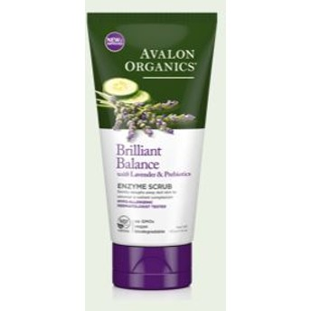 アバロンオーガニクス ブリリアント フェイススクラブ(Avalon Organics)