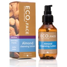 ECO. Almond Cleansing Lotion (エコ アーモンド クレンジング ローション)全ての肌質に適した液体タイプのクレンザー