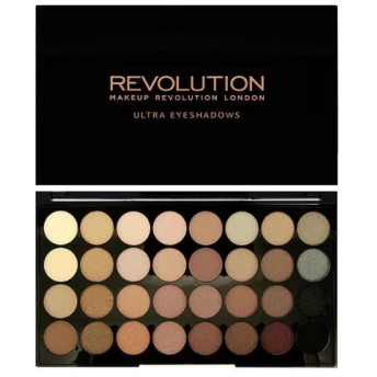 <メイクアップレボリューション>アイシャドウパレット Revolution Ultra 32 Shade Palette Beyond Fl