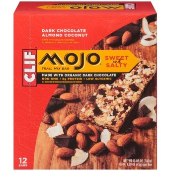 Clif Mojo BarR Mojo チョコレートアーモンドココナッツトレイルミックスバー