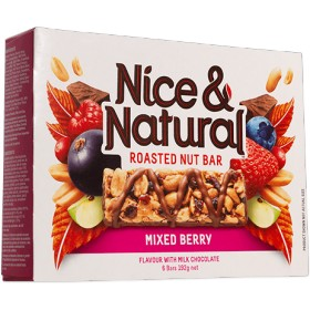 単品販売!ローストナッツバー ミックス ベリー 31gx1本 Mixed Berry