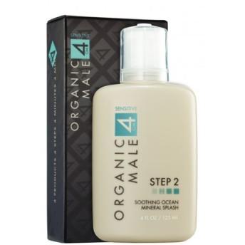オーガニックメール 敏感肌用ミネラルスプラッシュトナー(Organic Male OM4 Sensitive)