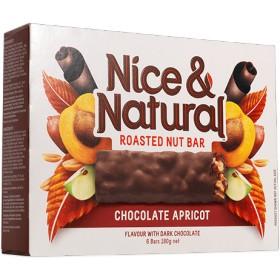 単品販売!ローストナッツバー チョコレート&アプリコット 31gx1本 Chocolate & Apricot