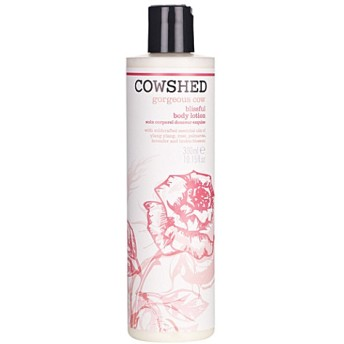 Cowshed ナチュラル Gorgeous Cow ボディローション 300ml 送料込み