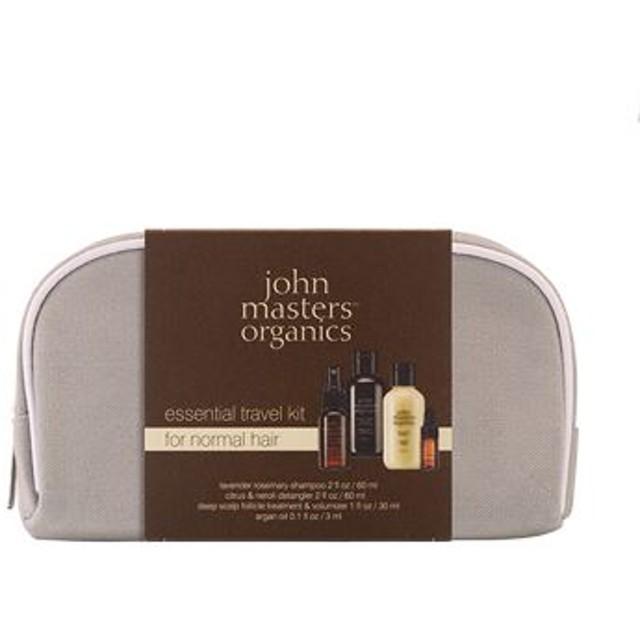 ジョンマスターオーガニック ノーマルヘア用トラベルキットセット(John Masters Organics)