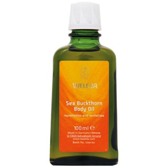 WELEDA SEA BUCKTHORN BODY OIL 100ml ヒッポファン オイル