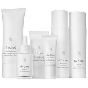 エボリュー 特に乾燥した肌用スキンケアセット (Evolue Very Dry Skin Kit)