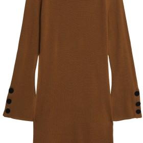 シー バイ クロエ Woman ミニワンピース Brown Size XL