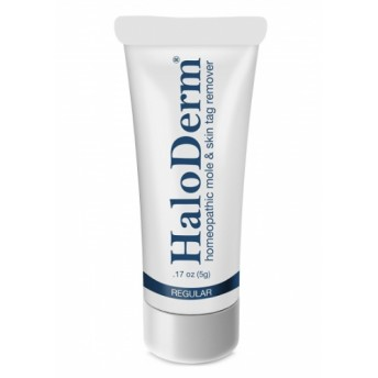 HaloDerm Removes 3 Moles or Skin Tags いぼ ホクロ シミ取のクリーム