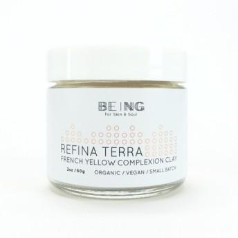Refina Terra Complexion Clay 60g リファン テッラ コンプレクション クレイ 60g