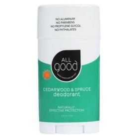 オールグッド デオドラント シダーウッド&スプルース 3個セット (All good Deodorant)