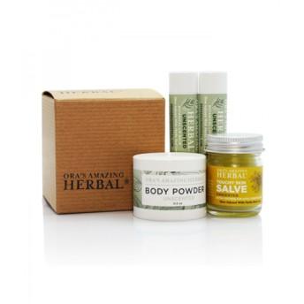 オラズアメージングハーバル サプライスキンケアセット 無香料 (Ora's Amazing Herbal)