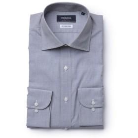 NEWYORKER / 【オフシーズンセール】【NY CARE FREE】エンドオンエンド/長袖ワイドスプレッドカラードレスシャツ