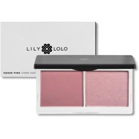 リリーロロ ネイケドピンクチークデュオ (Lily Lolo Naked Pink Cheek Duo)