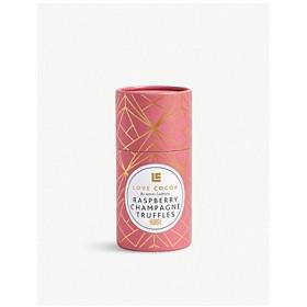 LOVE COCOA ラズベリー シャンパン ホワイトチョコレート トリュフ 150g