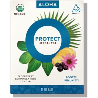 アロハ USDA認定 プロテクトティー 4箱 (Aloha Protect Tea)