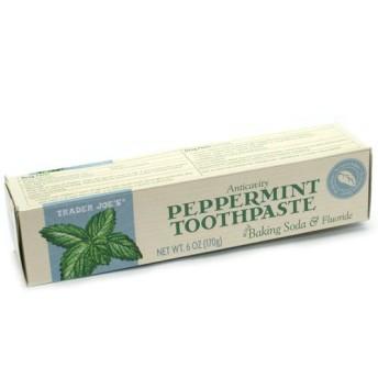 日本未発売・トレーダージョーズ 歯磨き粉 2種類セット 各170g/Trader Joe's Toothpaste各170g