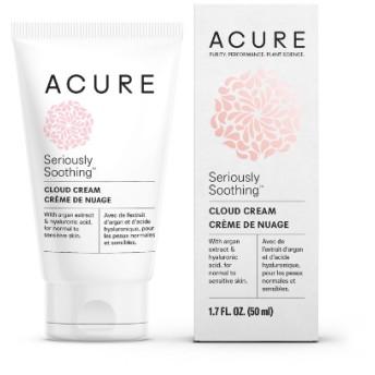 アキュアオーガニクス シリアスリースージング クラウドクリーム(Acure Organics)